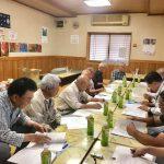三股町淡水漁業協同組合総会