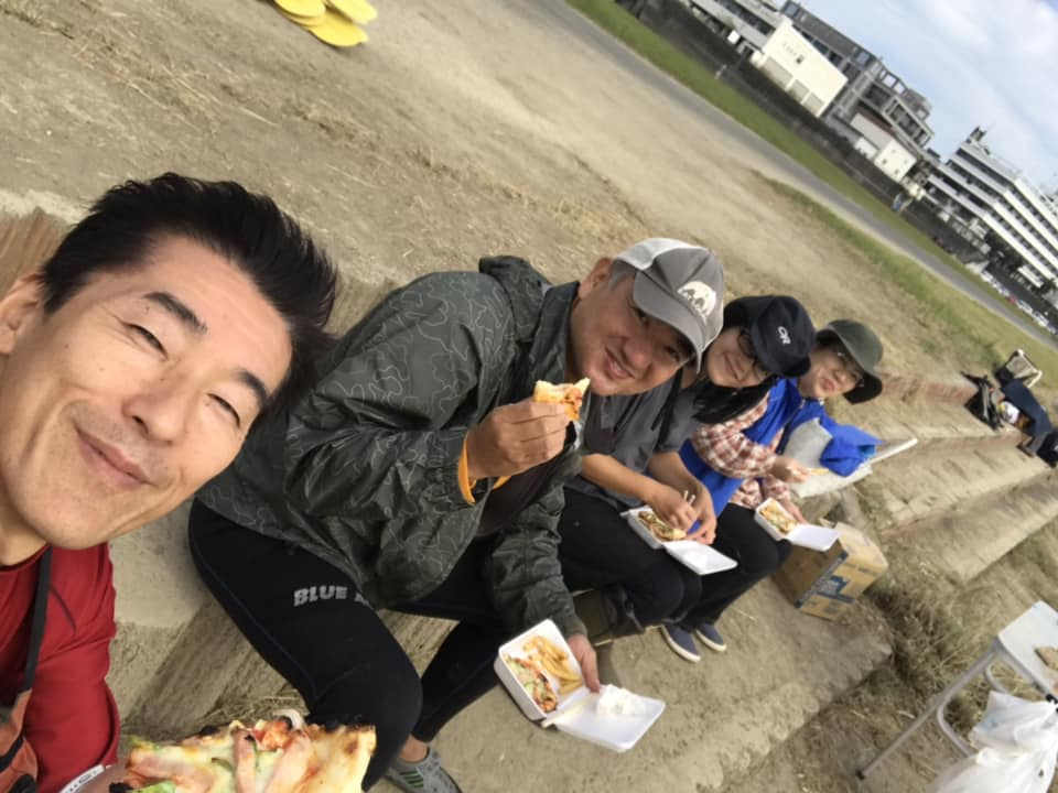 大淀川でカヌー体験