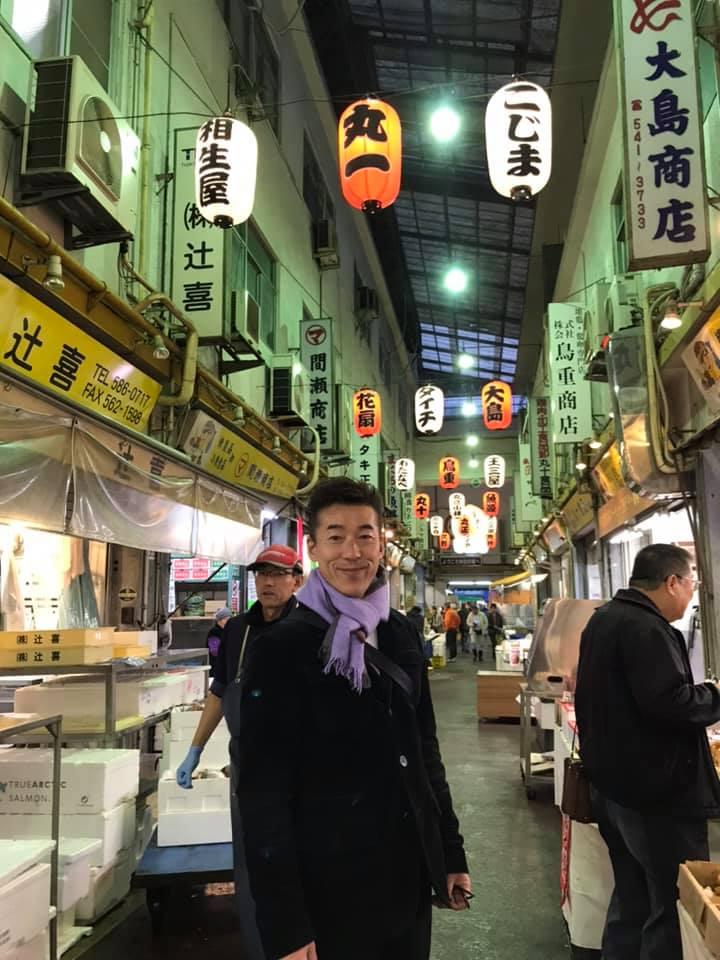 名古屋柳橋中央市場