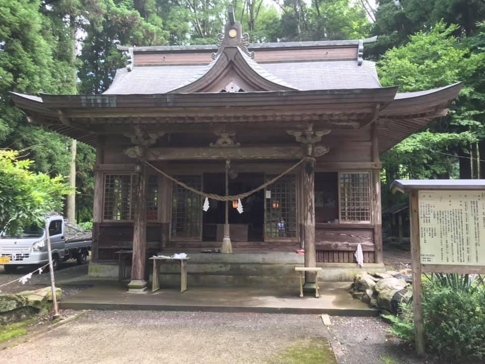 御崎神社の夏祭り