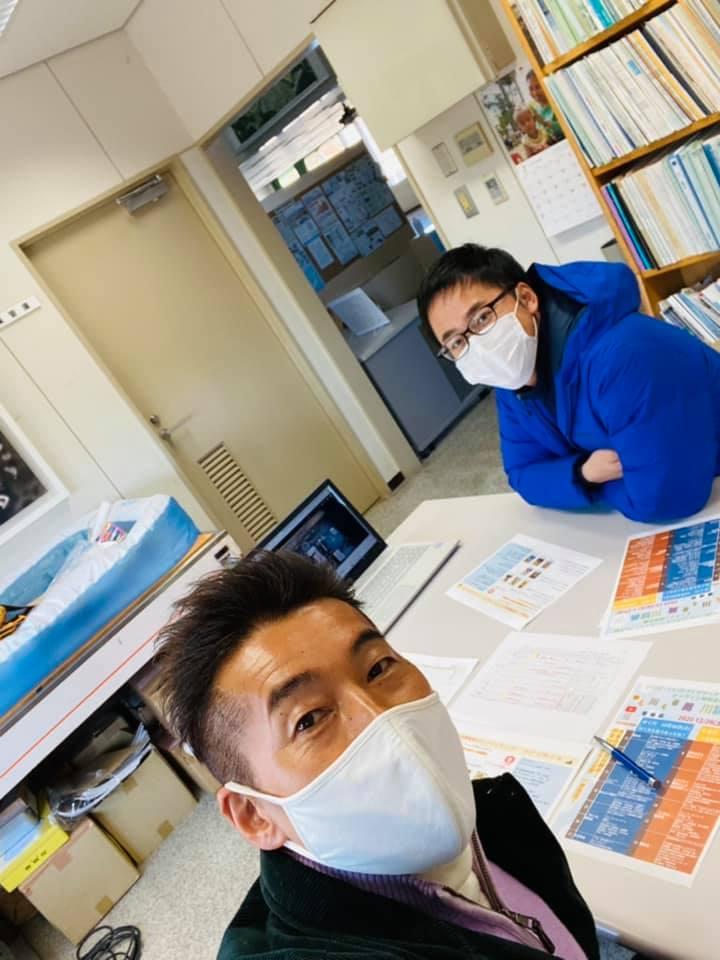 九州川のワークショップの素案作り