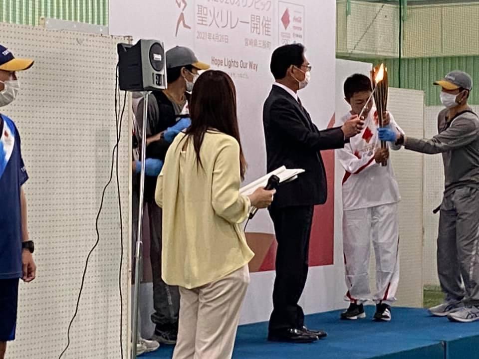 東京オリンピック2020聖火リレー